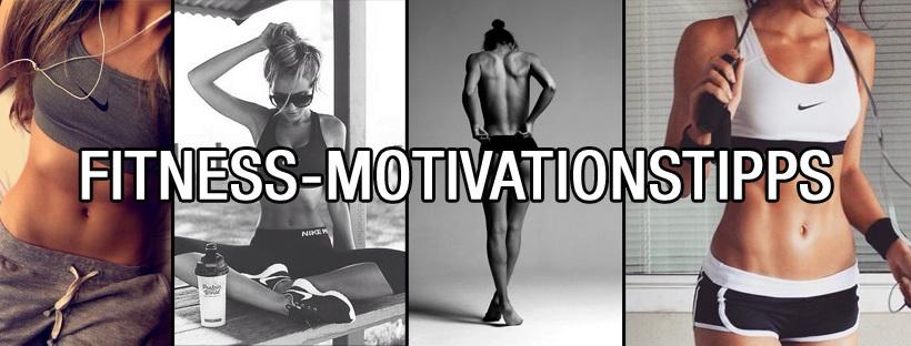 5 Fitness-Motivationstipps