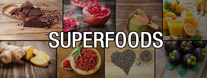 Superfoods machen schlank und schön?