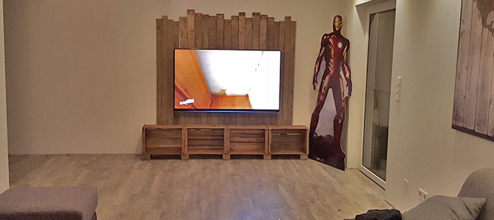 DIY: Fernsehregal