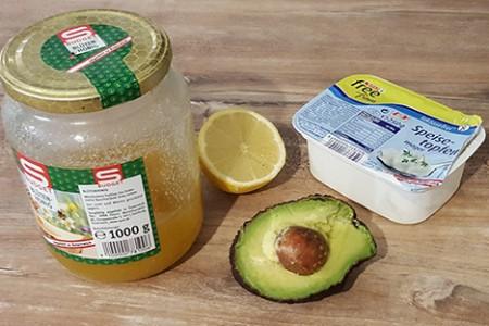 Gönn dir was! – Avocado Gesichtsmaske