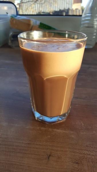 Rezept: Bananen-Kakao-Smoothie