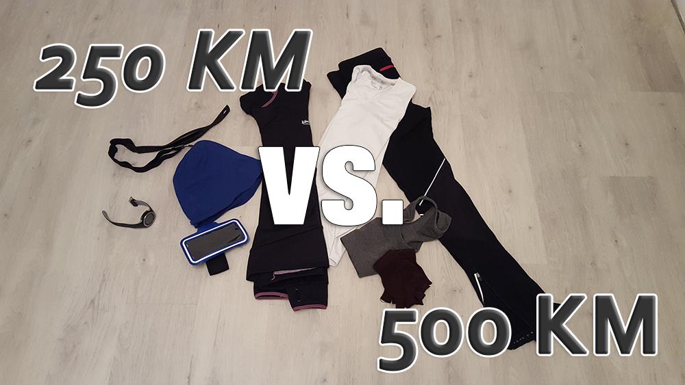 250km sind zu wenig..
