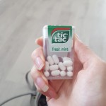 TicTac Fresh Mint 4x