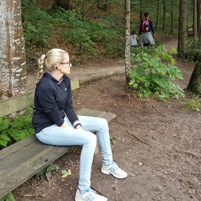 #Wanderlust: Nach Muggendorf zur Steinwandklamm