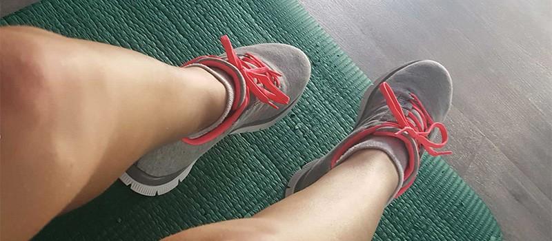 Meine Workout Routine