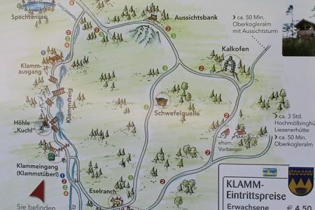 Wanderlust: Wildromantische Wörschachklamm