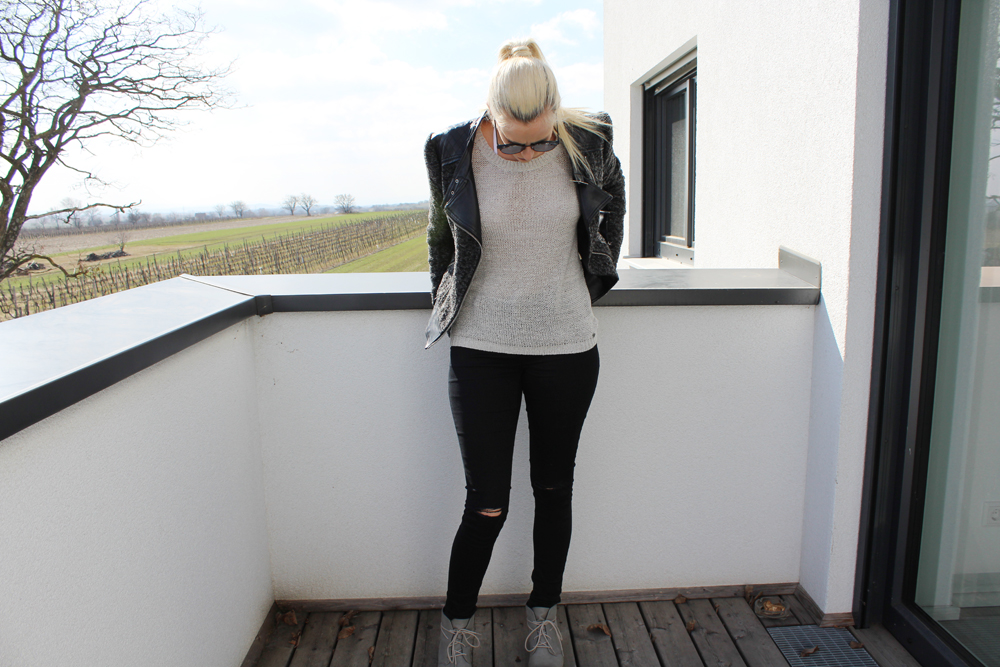 Outfit Skinny Jeans
