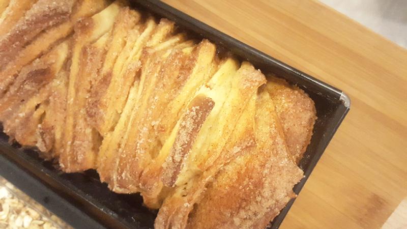 Zimt-Zupf-Kuchen