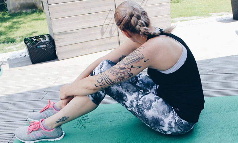 Was du bei Muskelkater beachten solltest