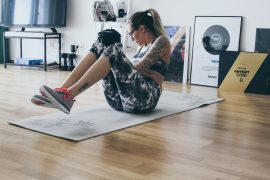 Get fit: Did you workout today?