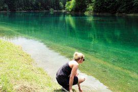 #Wanderlust: Grüner See, ein wahres Naturspektakel
