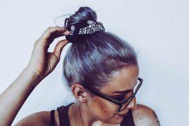 Easy Bandana Frisuren für lange Haare