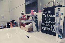 Roomtour: Wash your worries away!