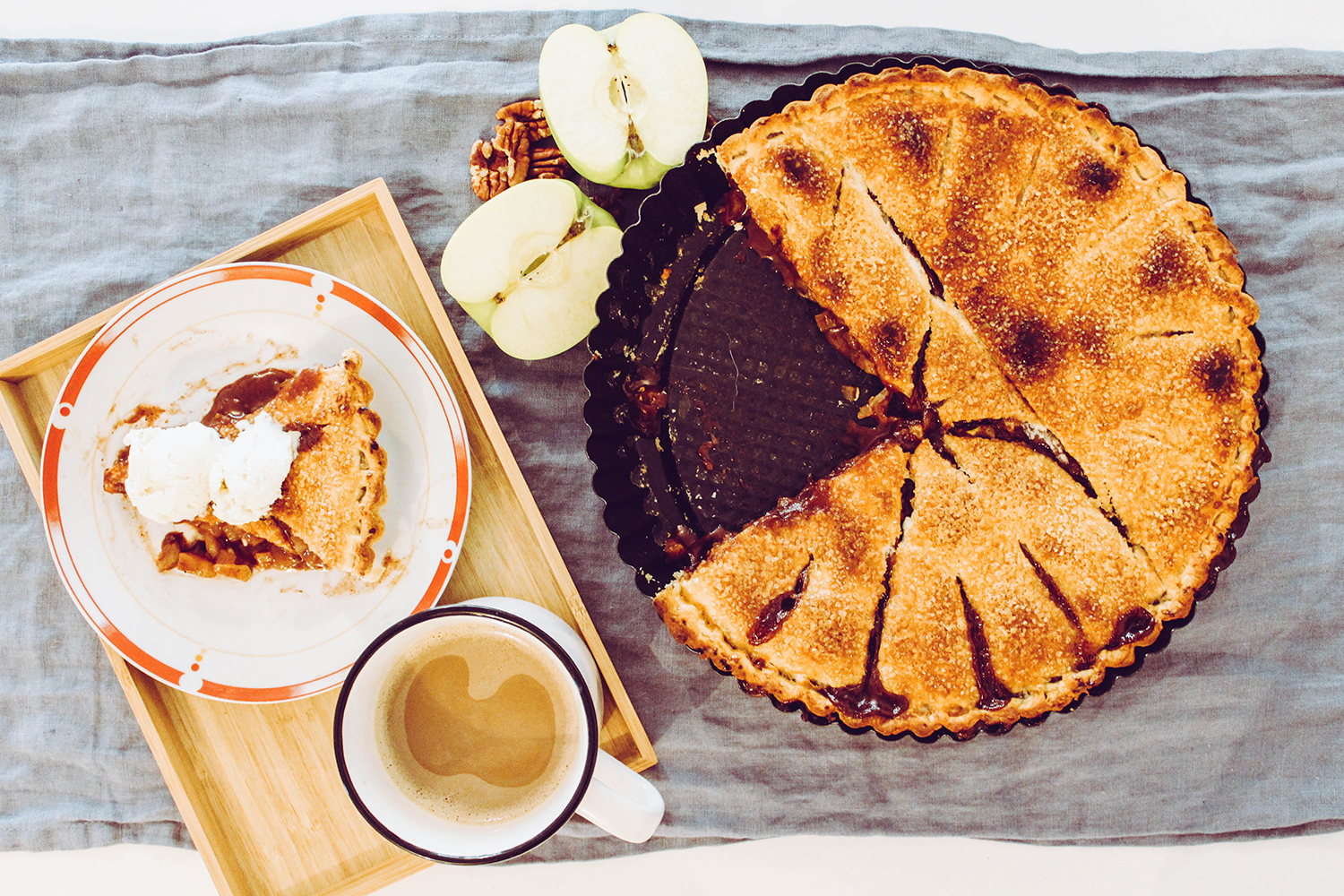 Apple-Cinnamon-Pie