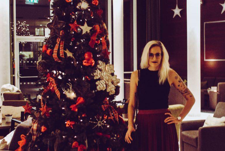 Das perfekte Outfit für die Weihnachtsparty