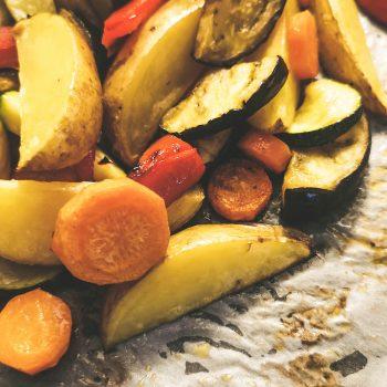 Schnell und gesund: knackiges Grillgemüse