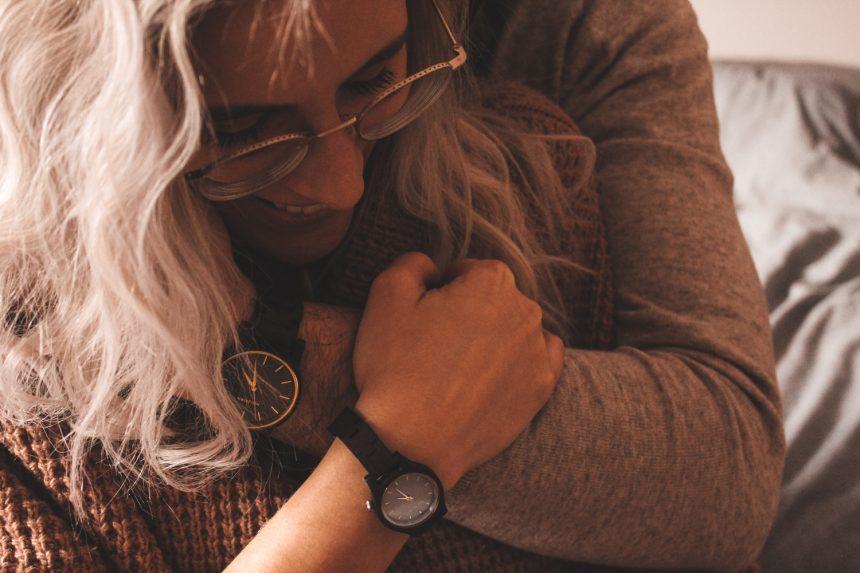 So einzigartig wie du – Holzkern Uhren